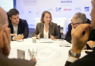 LNG Fuels Summit - Mercedes de Juan